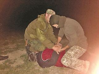 Жители пограничных сел:  В контрабандисты дураков не берут