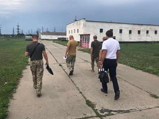 Прокуратура обыскала Объединенный центр Минобороны в Одессе