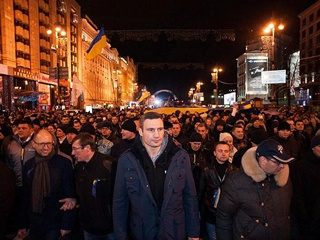 СМИ: в 2014 году Виталий Кличко мог сотрудничать с Манафортом