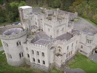 В Ирландии продают часть замка, где снимали  Игру престолов