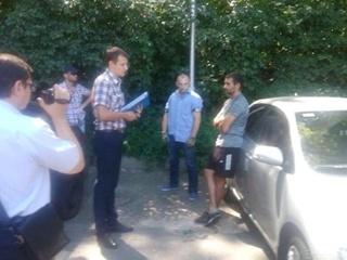 Участник Автомайдана или член  семьи Януковича : что стоит за задержанием Алексея Тамразова
