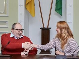 Харьков первым в Украине начал проект  Smart Сity UA
