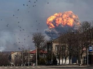 Житель Балаклеи отсудил 150 тысяч за сгоревшее во время взрывов на арсенале авто