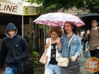 В воскресенье, 12 августа, в Украине жара  до 32 градусов