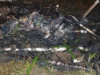 В Тернопольской области разбился мотодельтаплан с пилотом