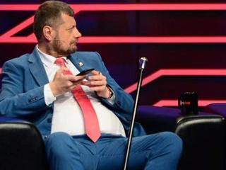 После телеэфира подрались нардепы Мосийчук и Лещенко