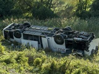 ДТП с украинцами в Венгрии: один из 13 пострадавших находится в коме