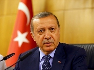 Эрдоган снова обвинил США в поддержке терроризма