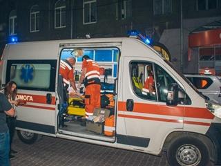 В Одессе 2-летний ребенок выпал с 5 этажа и остался жив
