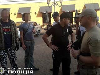 В Одессе задержаны двое напавших на участника ЛГБТ-марша