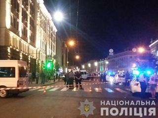 Харьковчанин, устроивший стрельбу в мэрии, изготовлял оружие в спальне с ведома жены