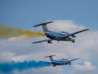 Авиашоу над Крещатиком: как обеспечат безопасность и какие самолеты увидим