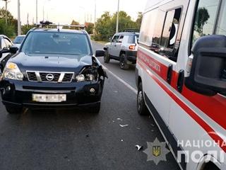 В Харькове машина сбила насмерть няню и чуть не погубила 5-летнюю девочку