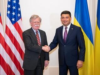 В Украину прибыл советник президента США по нацбезопасности
