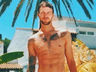 В интернете всплыли голые фотографии Макса Барских