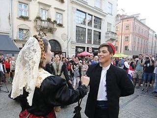 День независимости во Львове: заграничная экзотика,  Киборги  и концерты