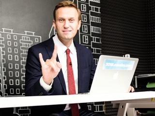 В России задержан оппозиционер Алексей Навальный