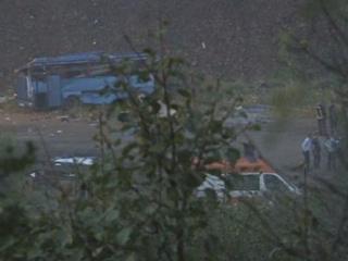 В Болгарии перевернулся автобус, погибли 16 человек