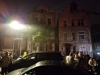 На пожаре в Чикаго погибли шестеро детей и двое взрослых