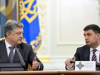 Гройсман перехватывает козыри у Порошенко