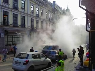 В Киеве пытались захватить здание, задержаны 18 человек