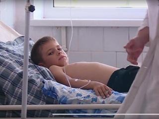 В Запорожье 8-летний мальчик попал из детского лагеря в реанимацию