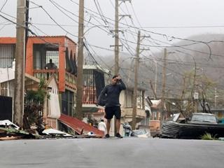В Пуэрто-Рико ураган  Мария  унес жизни почти 3 тысяч человек