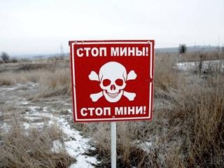 Минобороны: в Донбассе используют мины, запрещенные Оттавской конвенцией