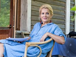 44-летняя актриса Мария Порошина беременна пятым ребенком