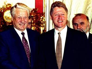 Ельцин предупреждал Клинтона о желании коммунистов забрать Крым