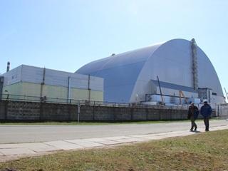 Германия проведет учения на Чернобыльской АЭС