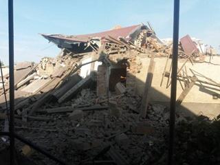 На Закарпатье взорвался жилой дом