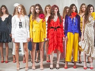 Ukrainian Fashion Week: модели шагают по крышам и устраивают сафари