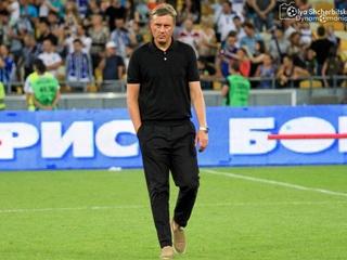 Хацкевич попрощался с командой - что дальше?