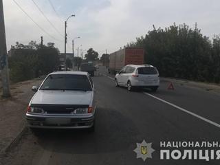 В Харьковской области ВАЗ сбил 10-летнюю девочку