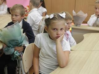 Новая украинская школа: книги к октябрю, парты - к ноябрю