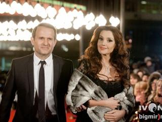 Виктор Медведчук был против участия супруги в  Танцах со звездами