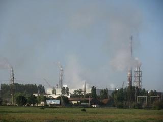 Выбросы сернистого газа в Крыму: данные передали ООН, ОБСЕ и ВОЗ