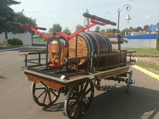В Ровенской области спасатели воссоздали ретробочку