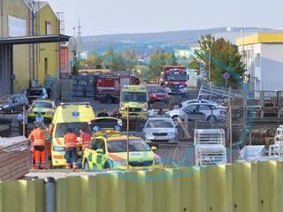 В Чехии разбился вертолет, есть жертвы