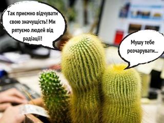 Супрун  разрушила  миф о кактусах возле компьютера