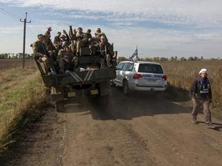 На  Станице Луганской  построят укрытие на случай бомбежки