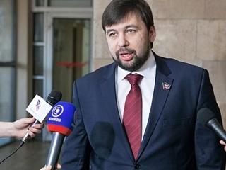 Денис Пушилин стал новым временным  главой   ДНР