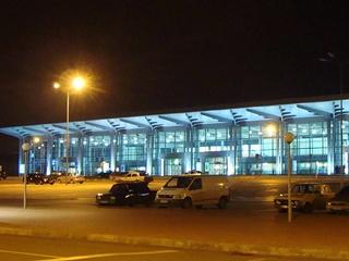 В аэропорту Харькова пьяный немец подрался с пассажирами и пограничниками