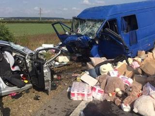 ДТП в Коломые: погибли двое детей и женщина, еще девять человек пострадали