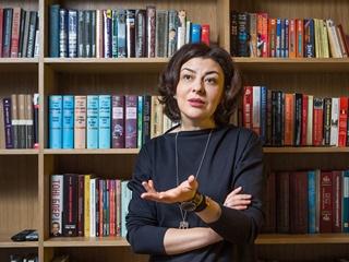 Вице-спикер Рады Оксана Сыроид назвала пять любимых книг