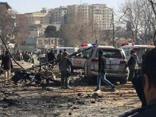 В Кабуле прогремел очередной взрыв, есть жертвы