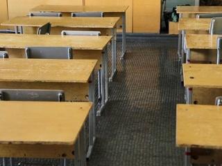 Дешево и сердито: школьный пол из пятаков
