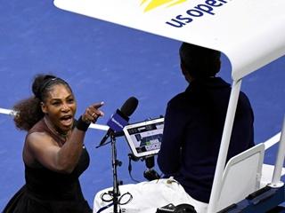 Международная федерация тенниса назвала справедливым штраф Серене Уильямс