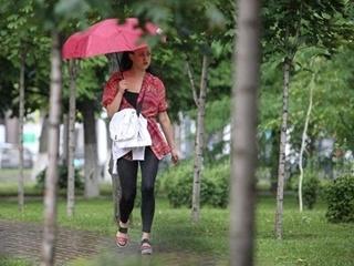 Сегодня днем, 11 сентября в Украине, пройдут дожди с грозами